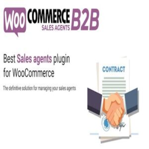 WooCommerce B2B Sales Agents